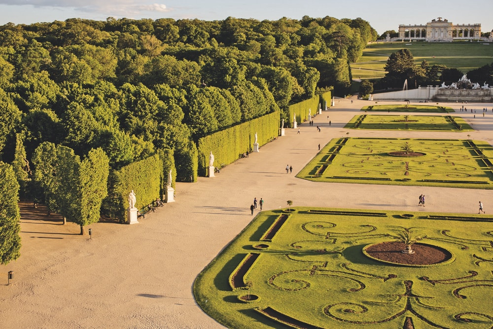 Strolling through Schönbrunn Palace Gardens Vienna VIE Magazine Destination Travel 2018