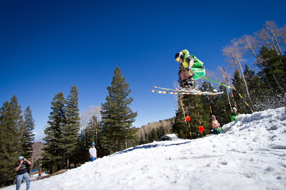 New Mexico Ski Destinations