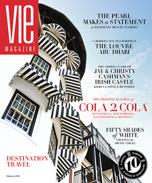 VIE Magazine - February 2018 Destination Travel Issue
