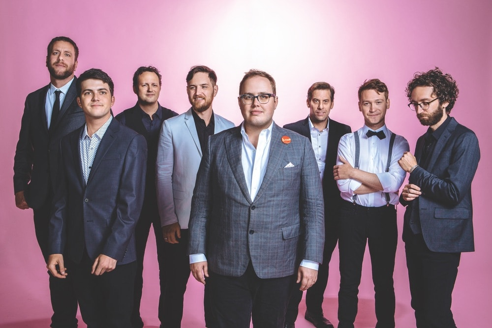 St. Paul and the Broken Bones, Photo by David McClister