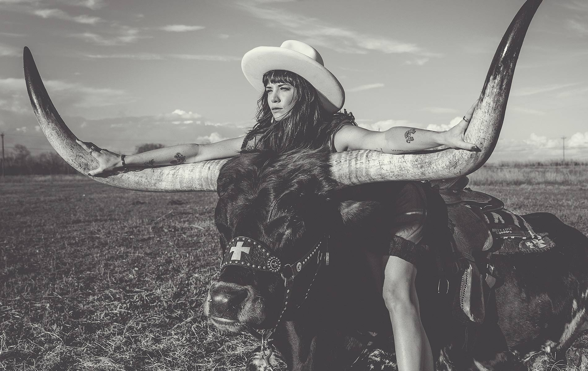 Nikki Lane brings an edgy, rock 'n' roll vibe to the country music genre. Photo by Eden Tyler