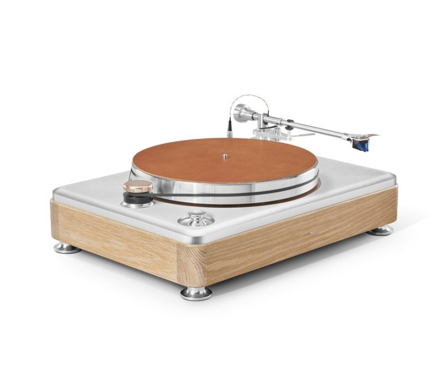 Shinola Rose Gold Runwell Turntable