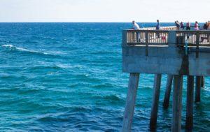 Cola 2 Cola; Travel Guide; Northwest Florida's Gulf Coast; Emerald Coast; Panama City Beach; fishing pier