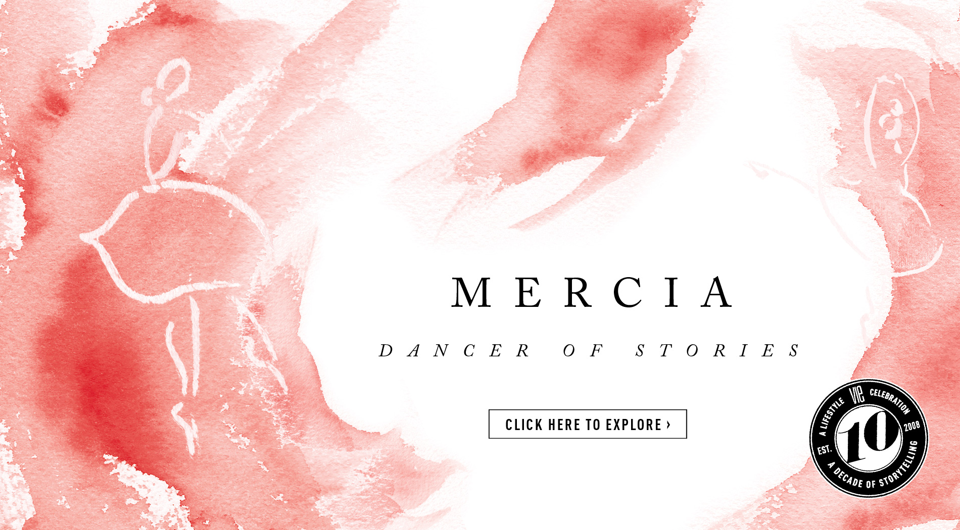VIE Magazine - The Entertainers Issue - March 2018 - Mercia - Dancer of Stories