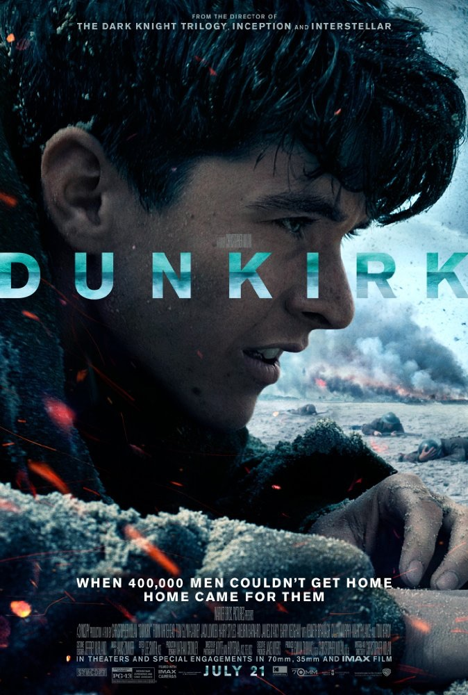 oscar nominee best picture dunkirk