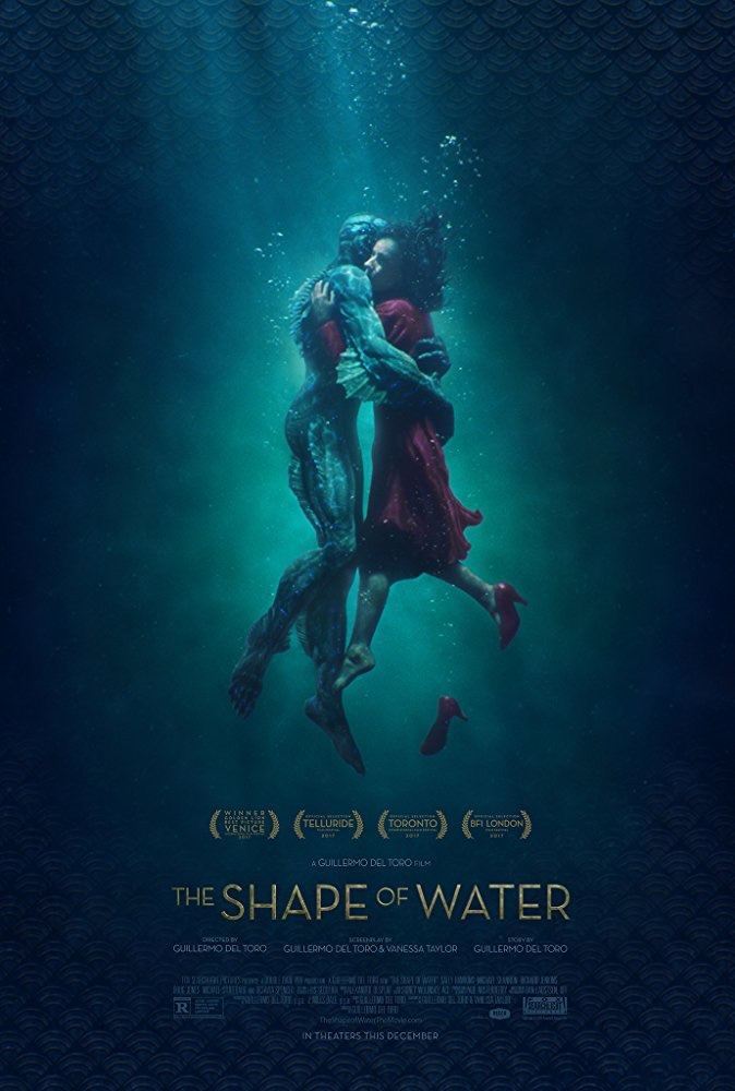 oscar nominee best picture the shape of water
