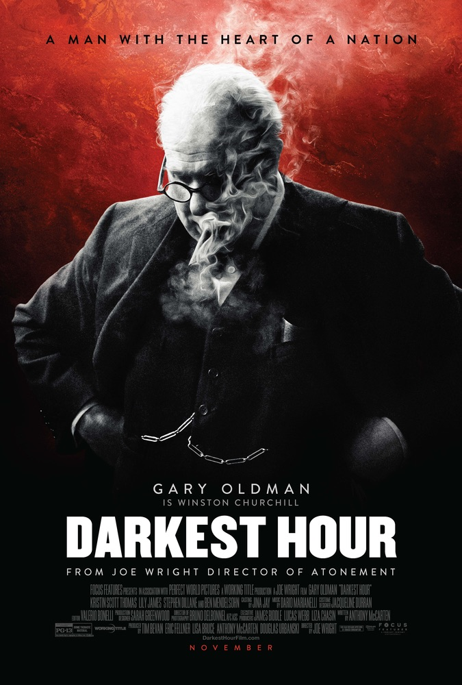 oscar nominee best picture darkest hour