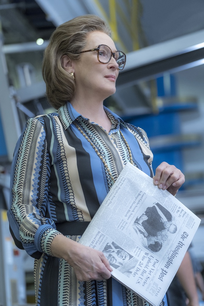 Meryl Streep stars as Kay Graham in Twentieth Century Fox's THE POST