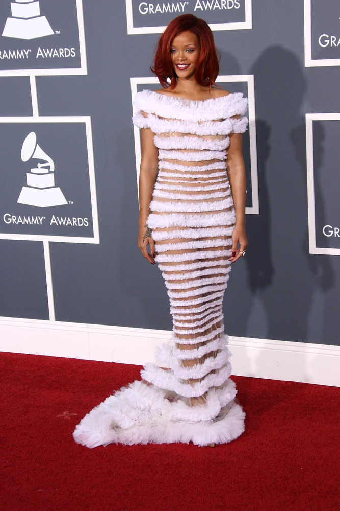 Rihanna Grammy Awards