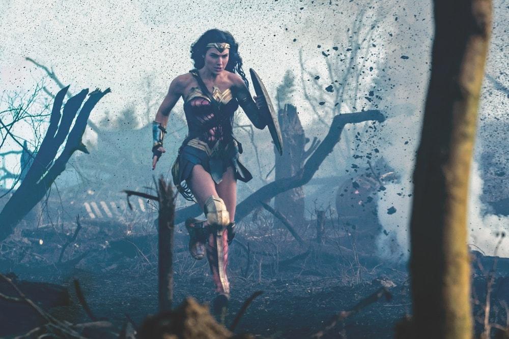 Wonder Woman, starring Gal Gadot. VIE Magazine 2018