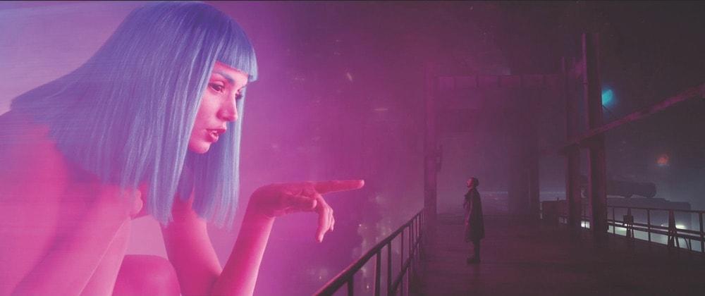 Sequel to the 1982 sci-fi hit, Blade Runner 2049. VIE Magazine, March 2018