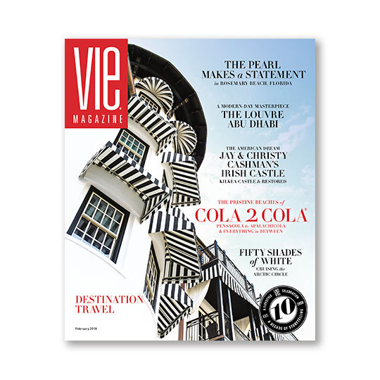 Subscribe to VIE Magazine today!