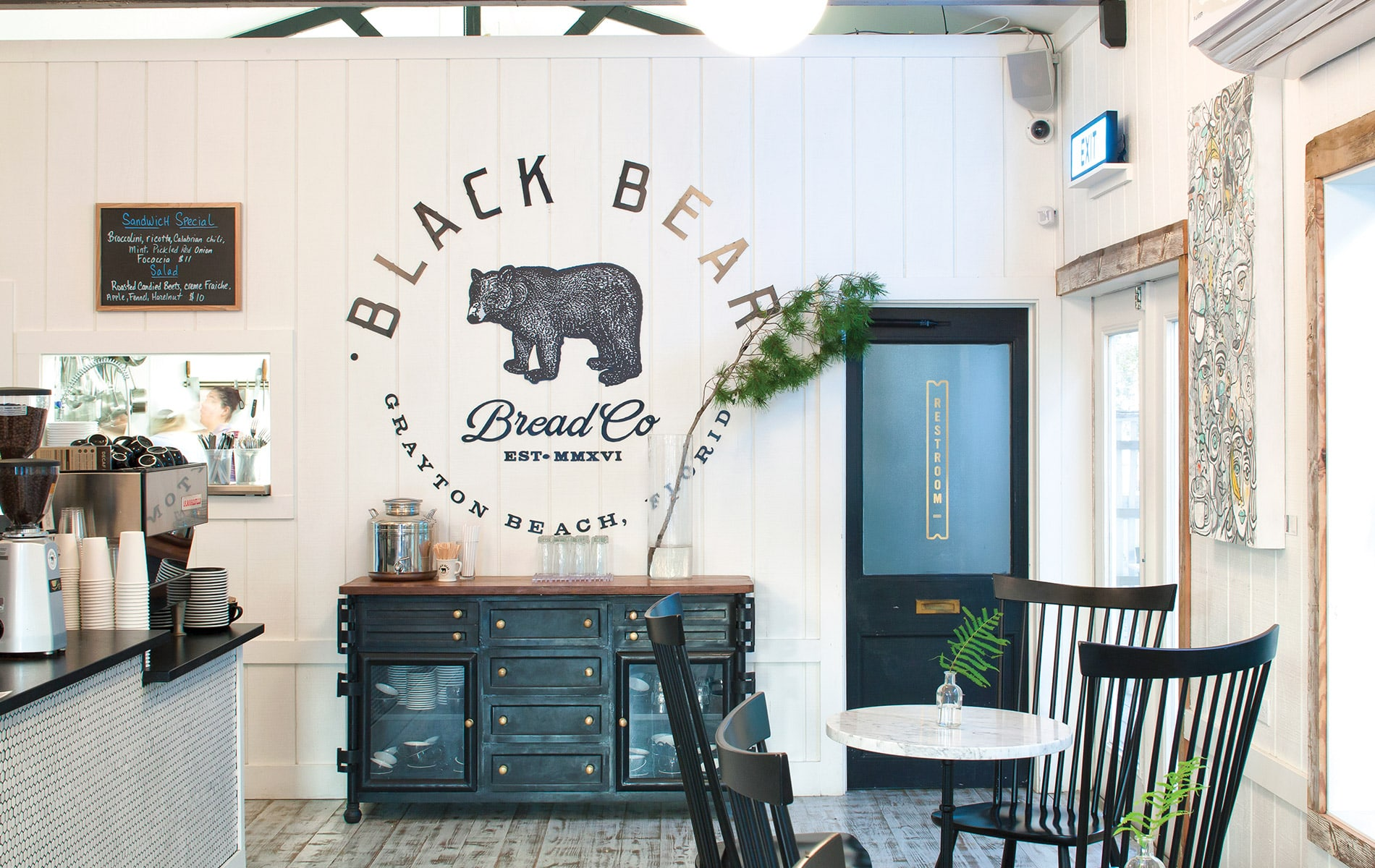 Black Bear Bread Co. in Grayton Beach, Florida