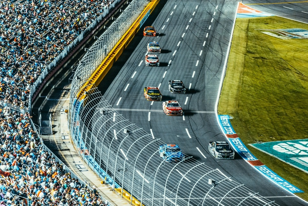 Charlotte Motor Speedway in Charlotte, North Carolina