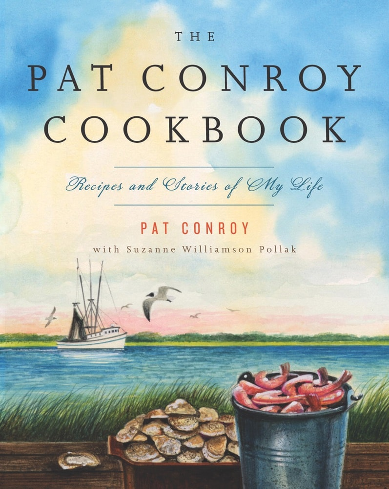 The Pat Conroy cookbook cover.