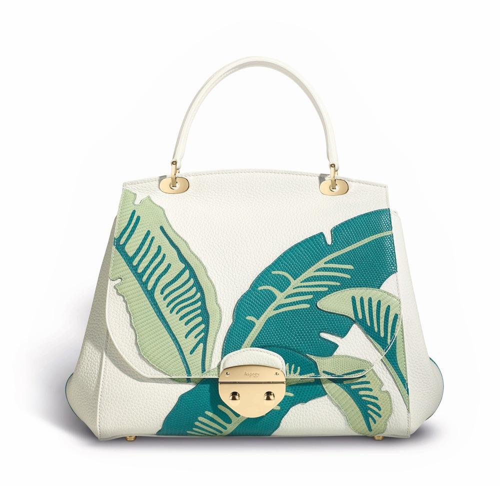 Asprey Beverly Hills Collection Belle Handbag