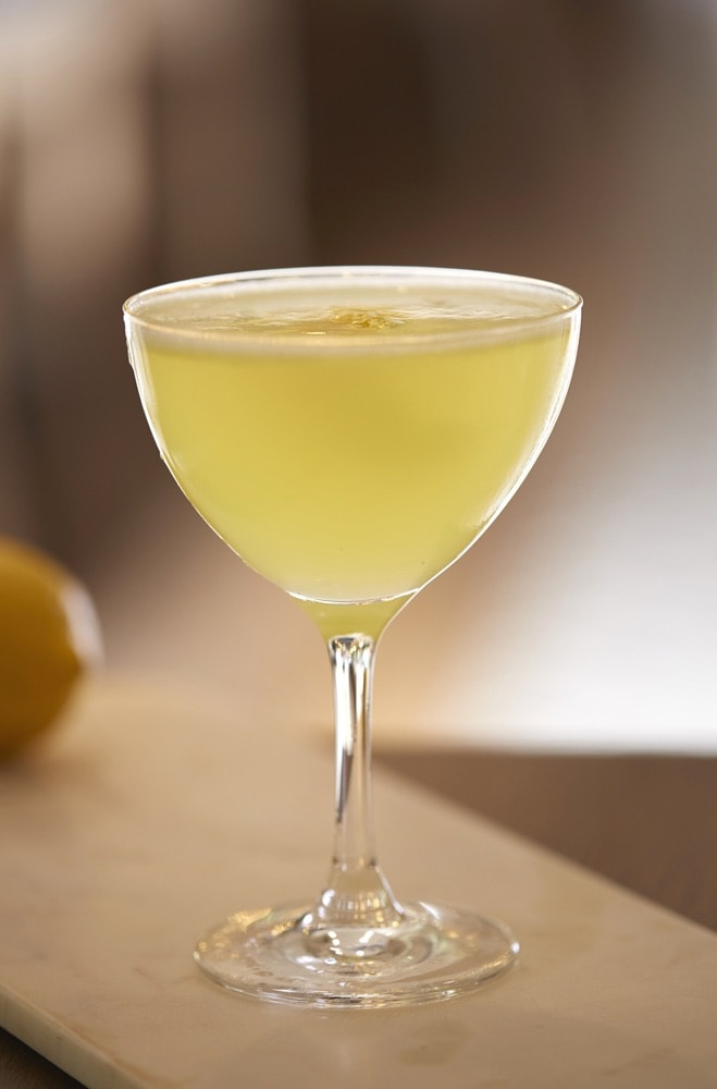Emeril's Coastal Italian Limoncello Spritz cocktail recipe