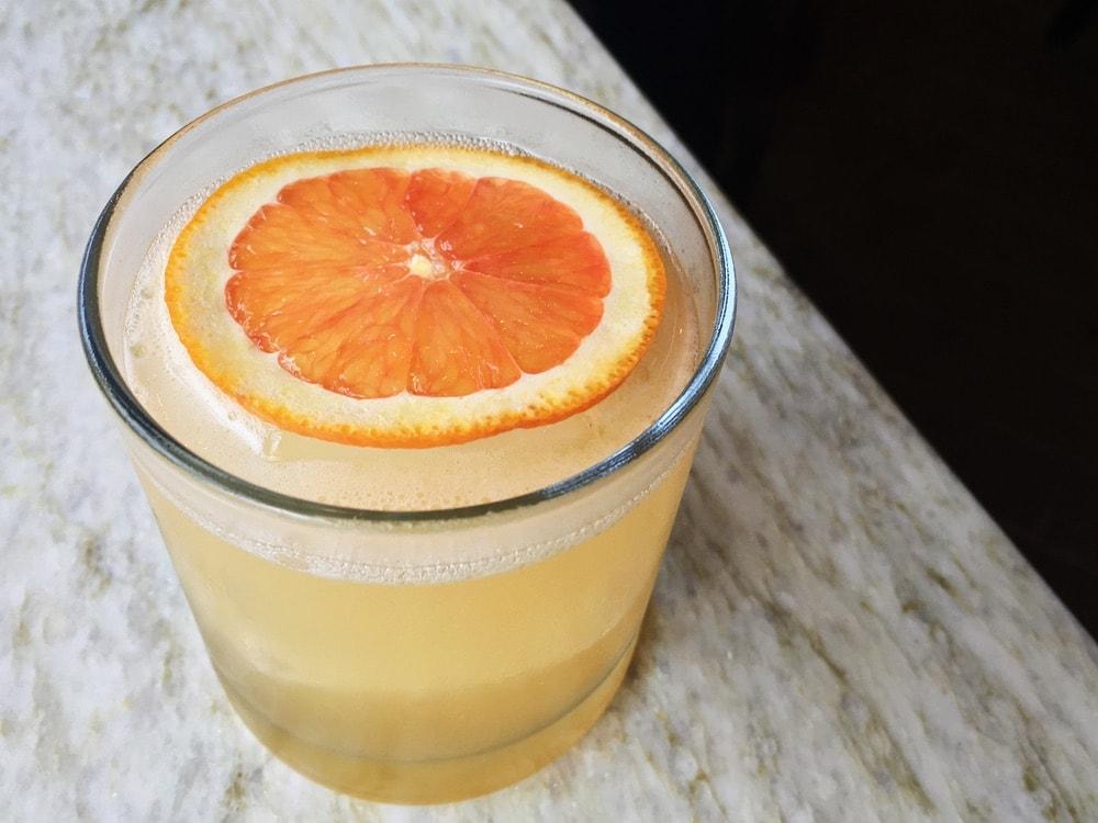 FIG Charleston's Nonna's Nonino cocktail recipe