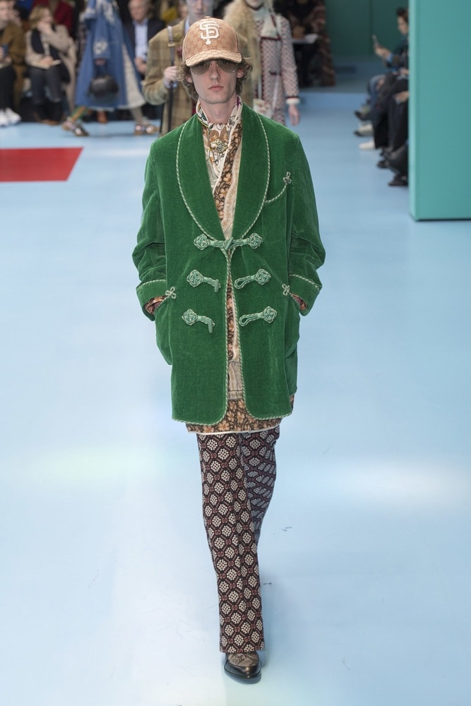 Gucci FW 18 Milan Fashion Week