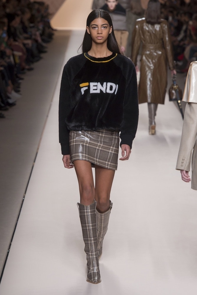 Fendi FW 18 Milan Fashion Week