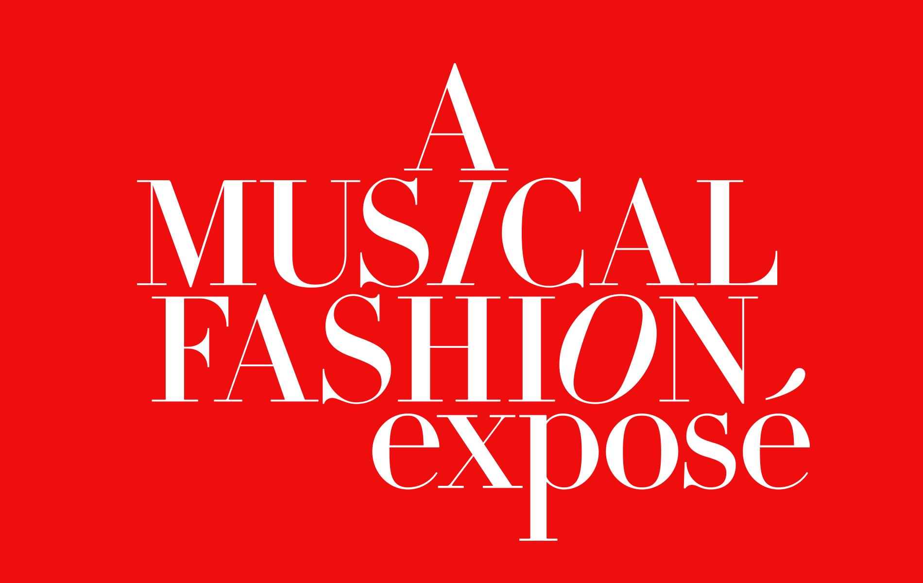 A musical fashion expose