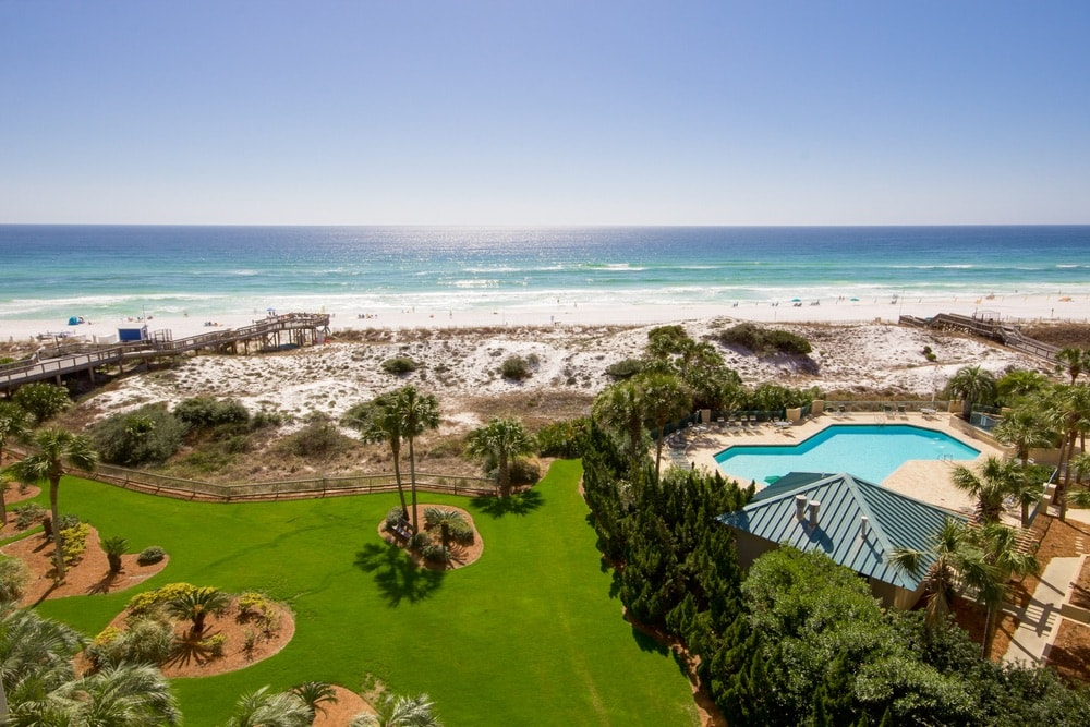 Scenic Sotheby's International Realty 4070 Beachside One Drive 4070