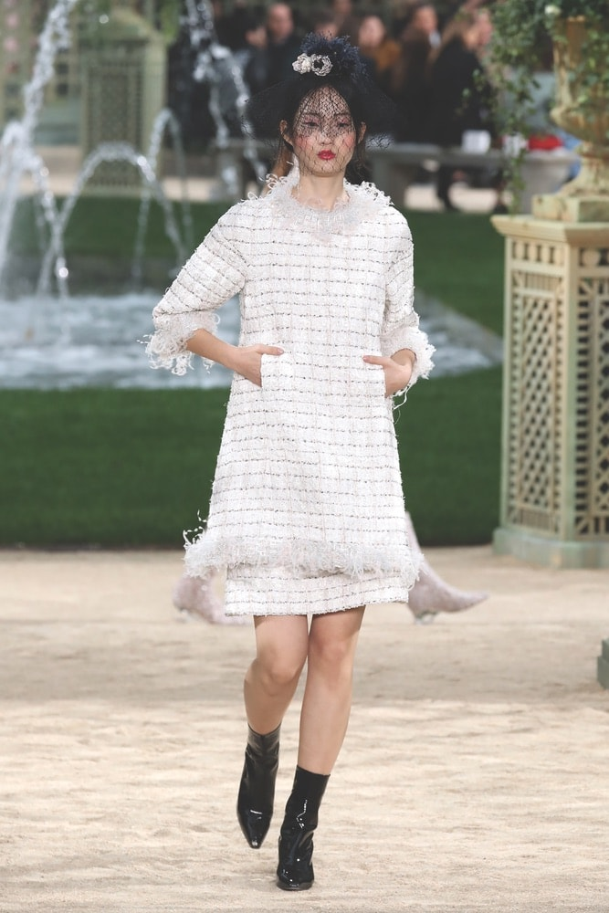 Chanel SS18 Fashion Show at NYFW