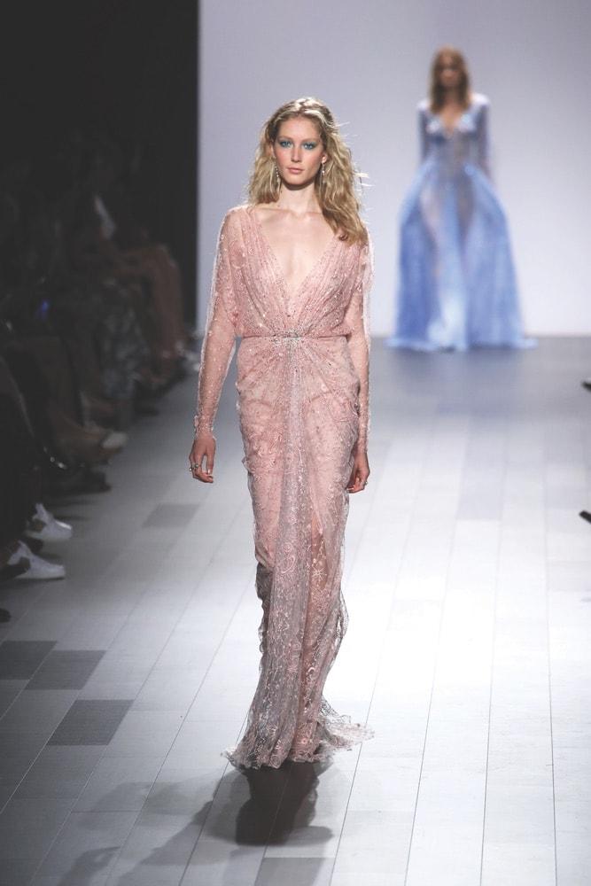 Tadashi Shijo SS18 Fashion Show at NYFW