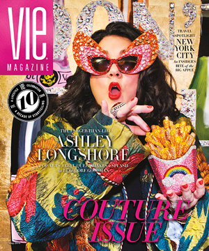 VIE Magazine - May 2018 Couture Issue