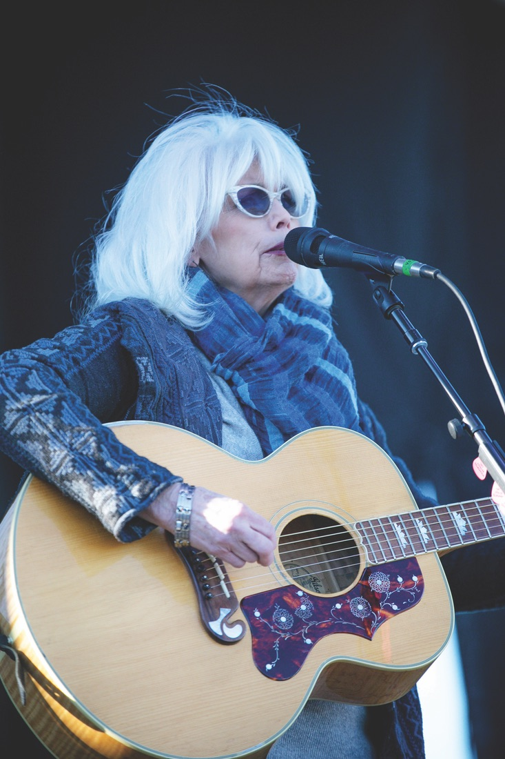 Emmylou Harris at 30a Singersongwriters