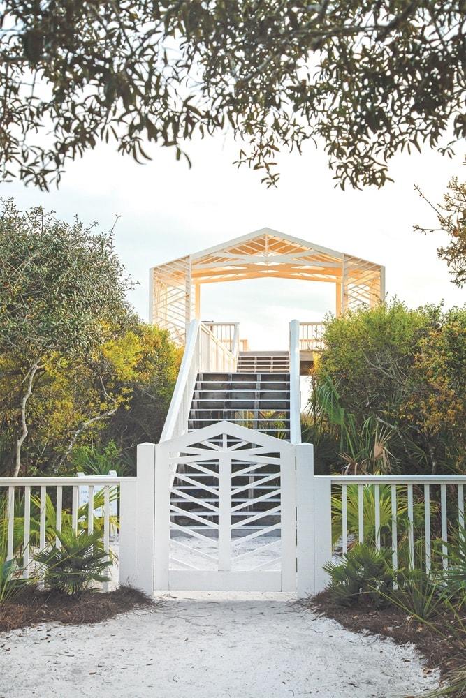 Odessa Pavilion, Seaside Florida