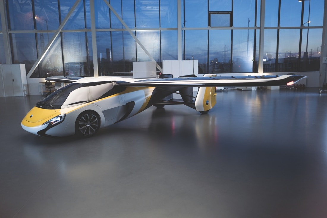 AeroMobil 4.0 STOL VIE Magazine June 2018