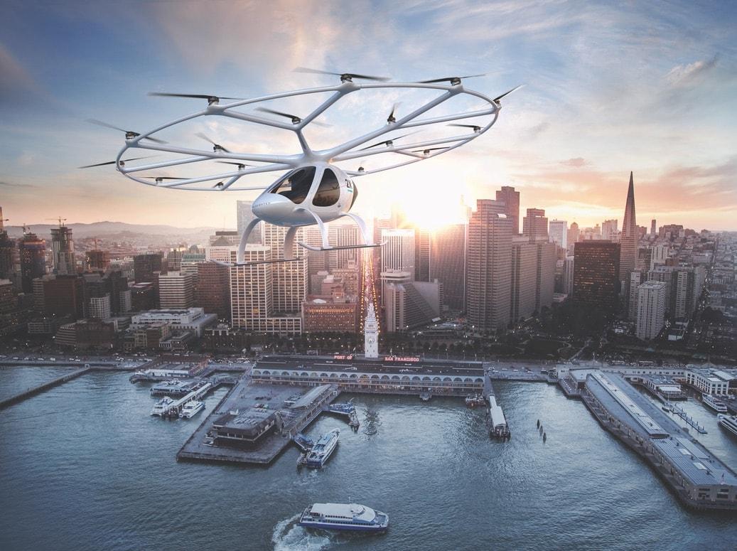 Volocopter VIE Magazine June 2018