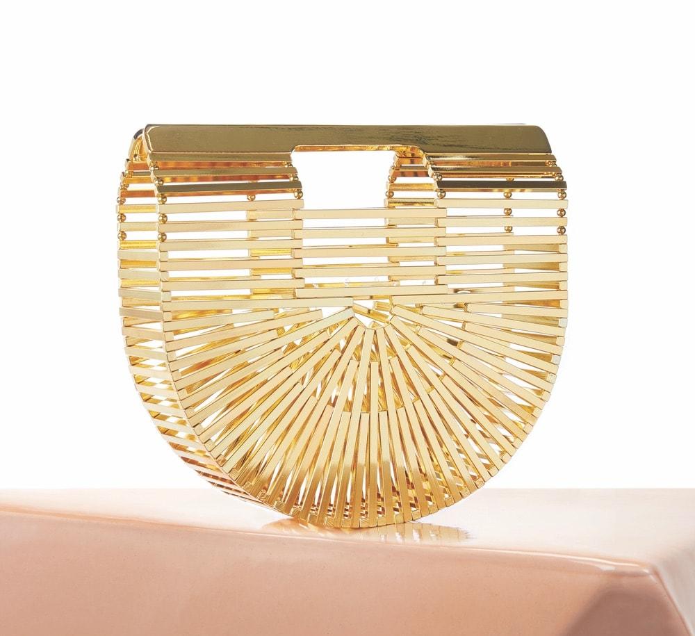Gold Cult Gaia's Ark Bag