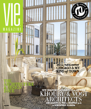 VIE Magazine - July 2018 Architecture & Design Issue - Subscribe to the magazine!