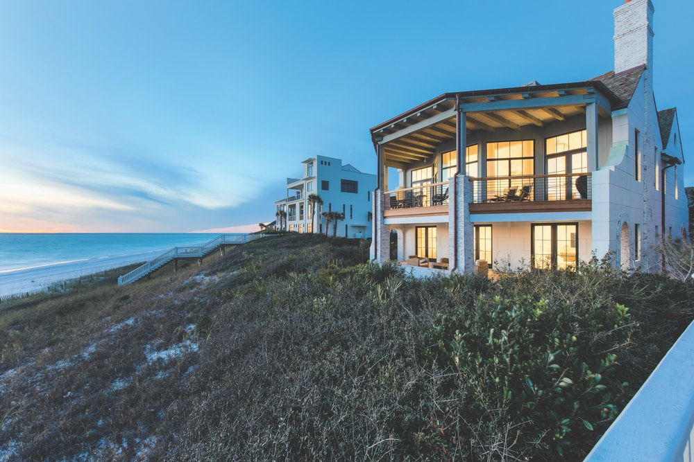 Grand Bay Construction has built in Northwest Florida's Gulf Coast area since 2005. This custom home in the Heritage Dunes neighborhood of Seagrove Beach boasts features that are just as incredible as its views.