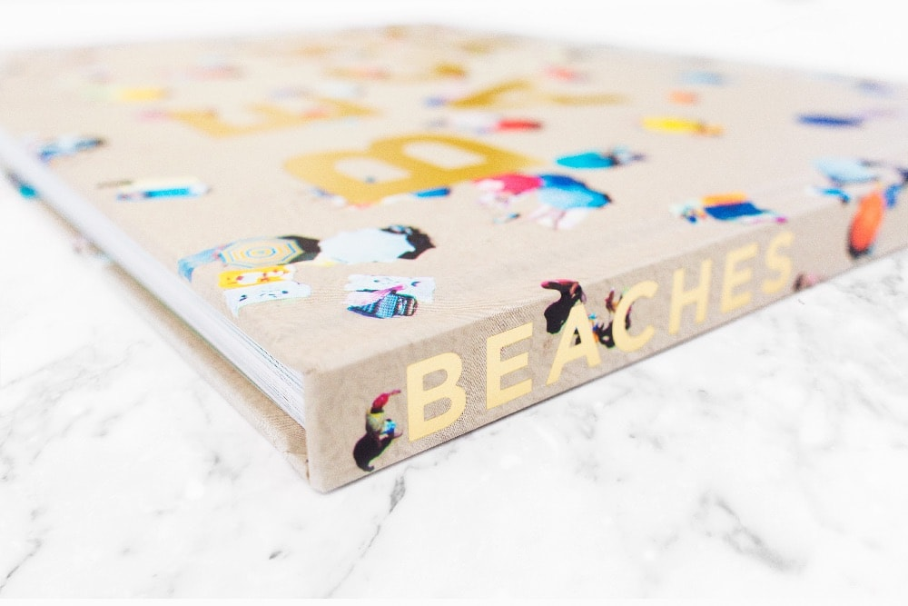 Beaches, Gray Malin's first book, features his most popular aerial beach photographs and other images from twenty cities spanning six continents.