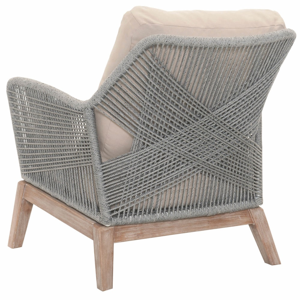 VIE Magazine SEP18 Rope Chair available at Lovelace Interiors