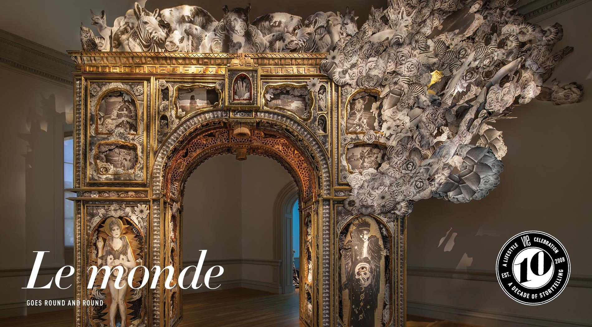VIE Magazine - The Art & Culture Issue - October 2018 - Le Monde