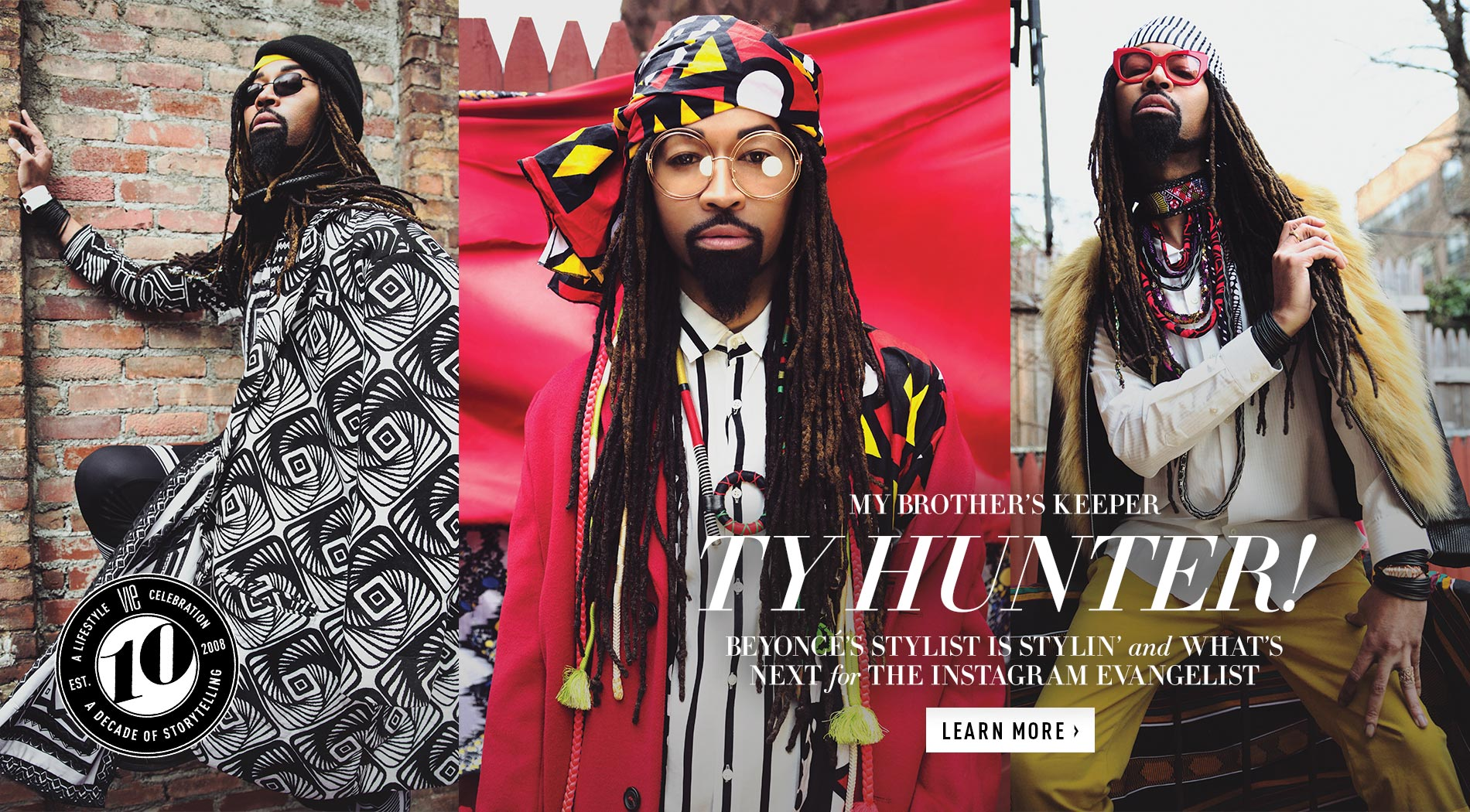 VIE Magazine - The Art & Culture Issue - October 2018 - Ty Hunter