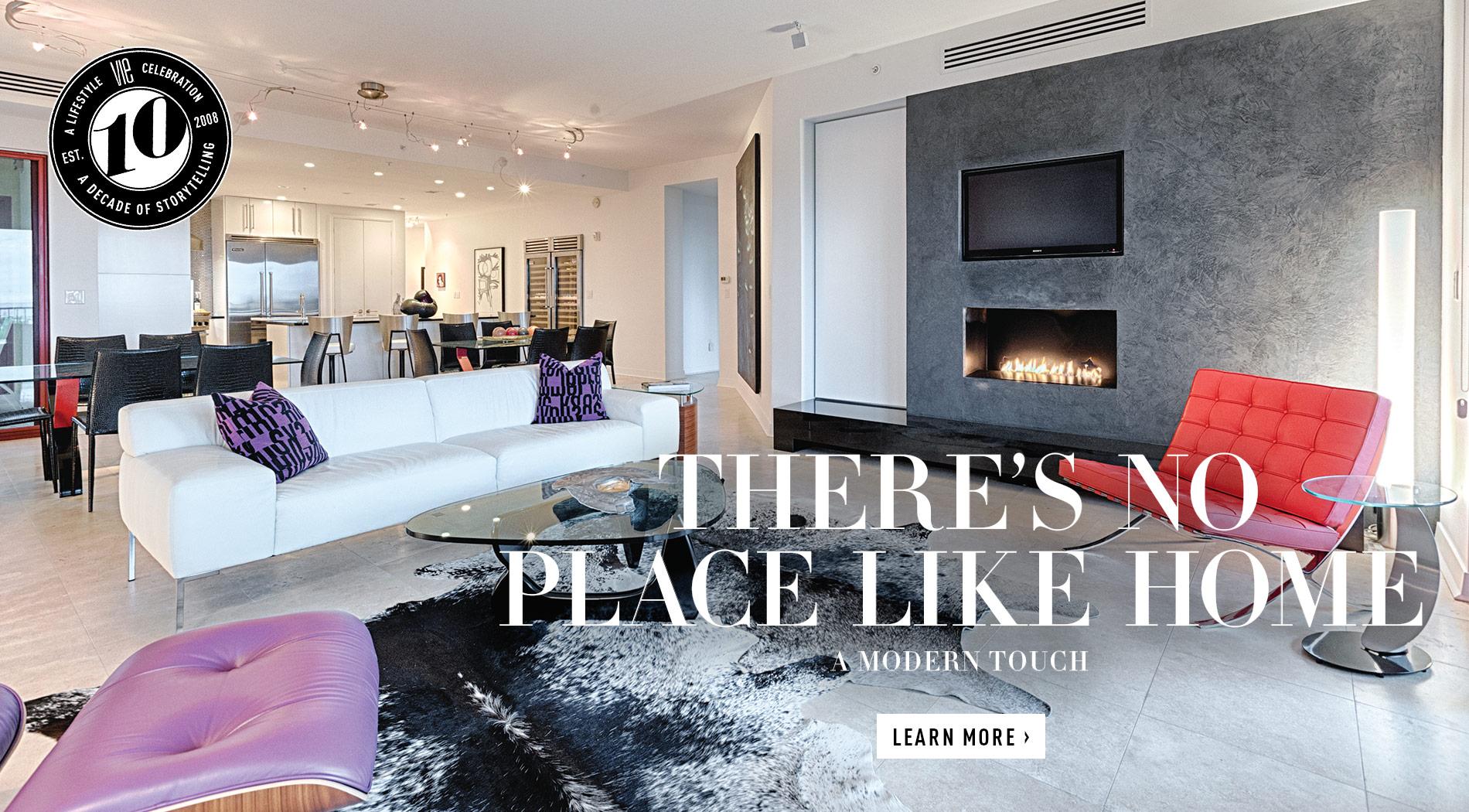 VIE Magazine - Home & Garden Issue - September 2018 - Modern Interiors