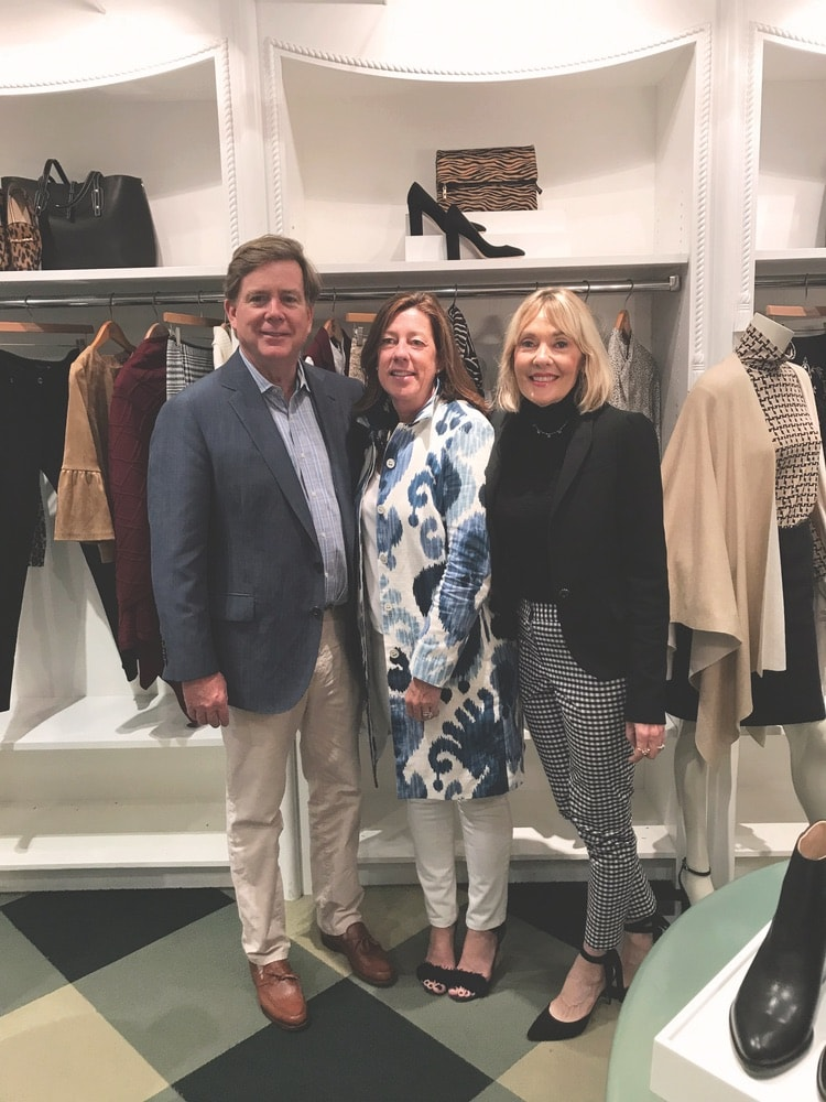 Cofounder Kevin McLaughlin, CEO Mary Ellen Coyne, and VIE founder/editor-in-chief Lisa Burwell