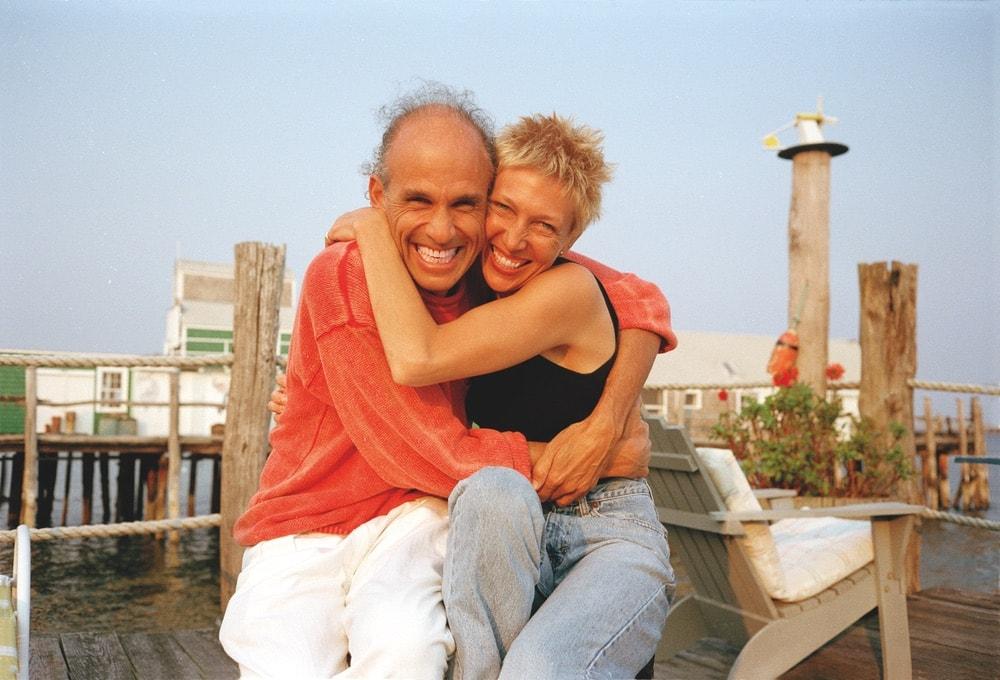 Maggie and Joel, Provincetown, Massachusetts, 1990 © Joel Meyerowitz