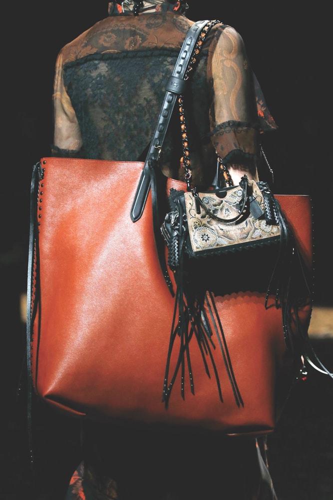 Coach + Chelsea Champlain handbags