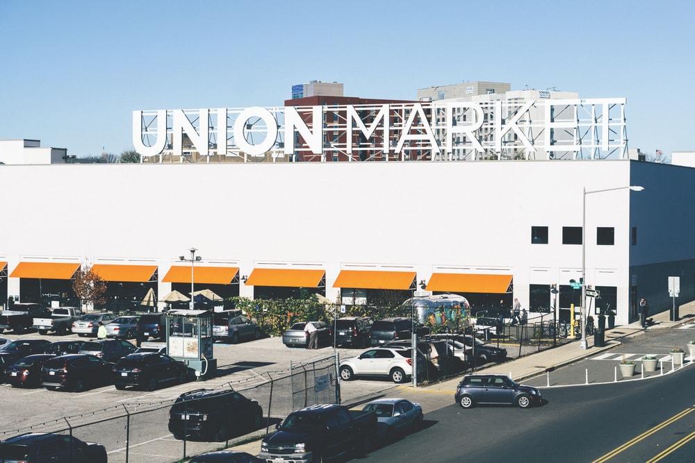 Union Market in DC
