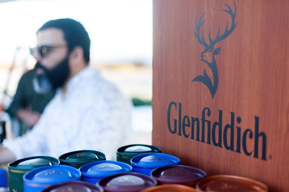 Peat & Pearls: A Celebration of Scotch and Oysters, Pensacola Florida, Glenfiddich