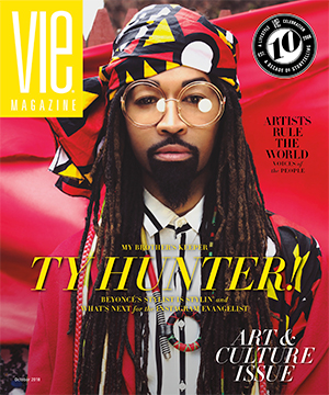 VIE Magazine - The Art & Culture Issue - October 2018