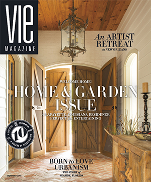 VIE Magazine - Home & Garden Issue - September 2018