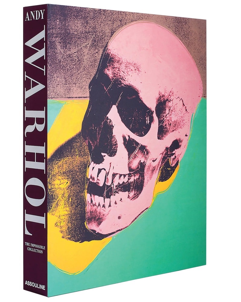 The Impossible Collection of Warhol book