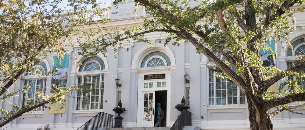 Charleston to Charleston Literary Festival